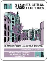 Plazas Santa Catalina y Las Flores