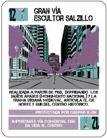 Gran Via Escultor Salzillo