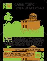 Casas Torres. Torre Almodovar