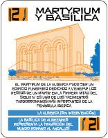 Martyrium y Basilica