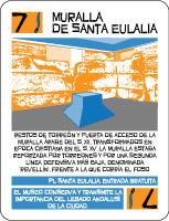 Muralla de Santa Eulalia