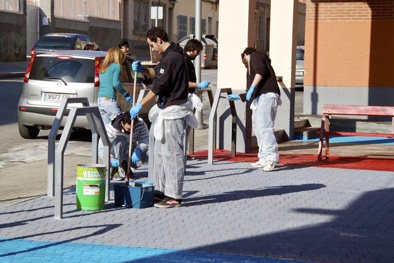 Intervención Urbana. Murcia
