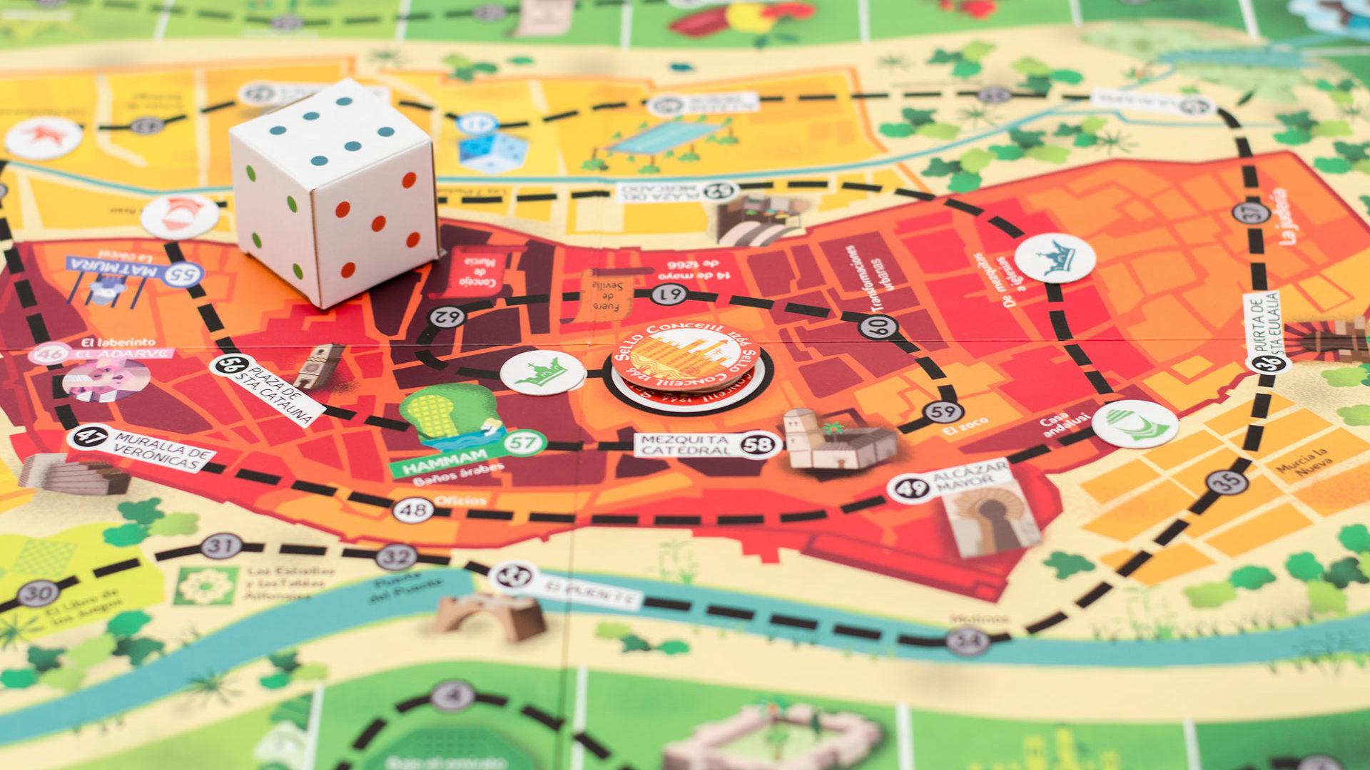 El juego del Rey Sabio - Arquitectura de Barrio