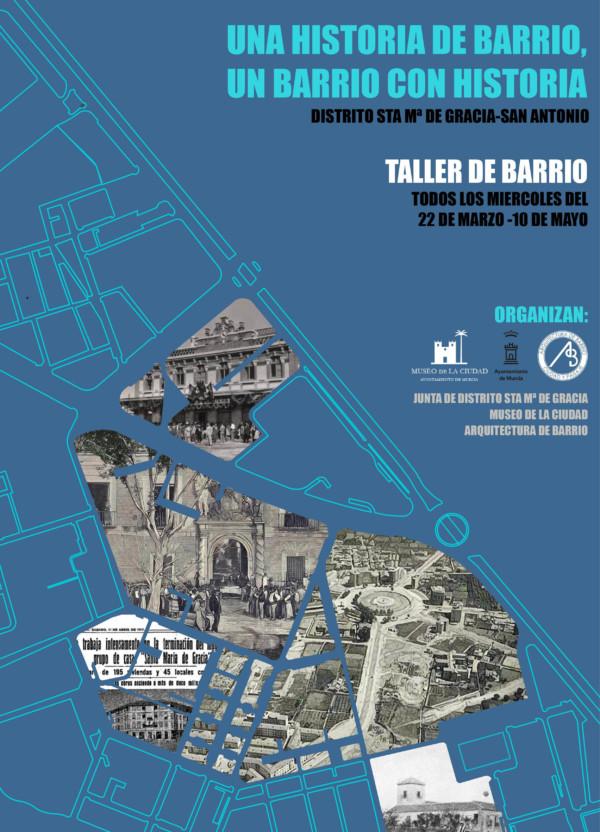Taller – Barrio Sta María de Gracia