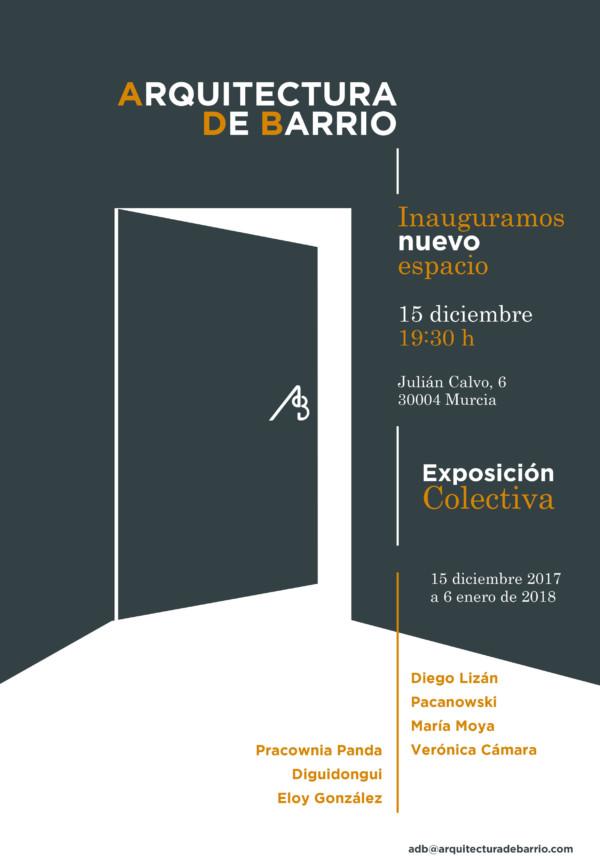Exposición Colectiva Ilustración