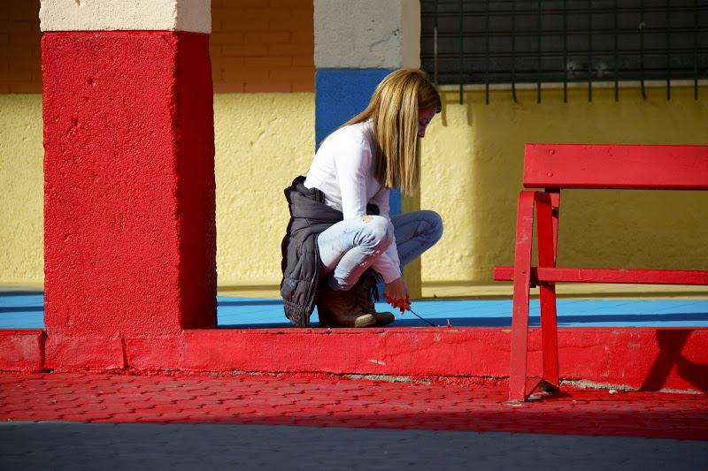 Arquitectura de Barrio. Estudio de Arquitectura/Galería de Arte. Murcia