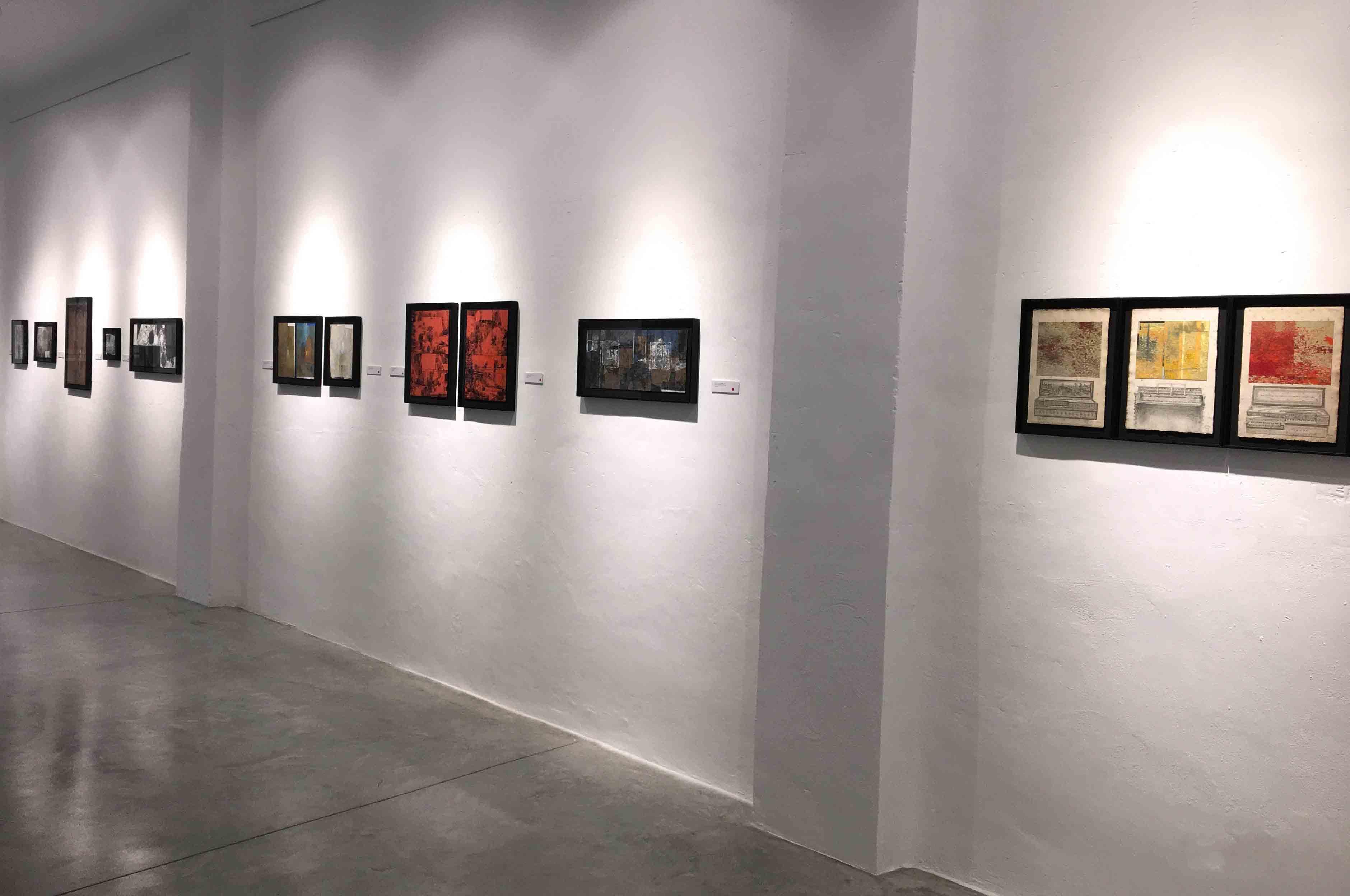 Exposiciones Murcia. La Carpeta de Santaballa. Vicente Martínez Gadea