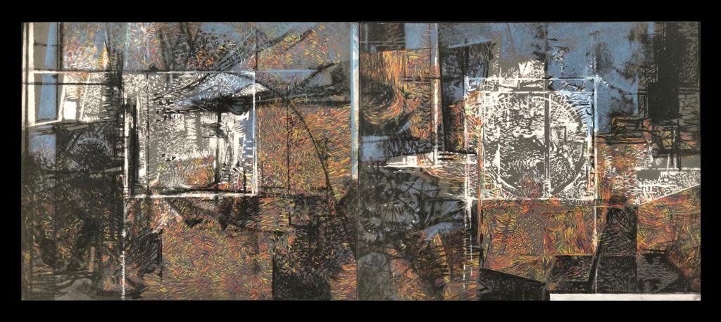 La Carpeta de Santaballa. Exposición de Vicente Martínez Gadea