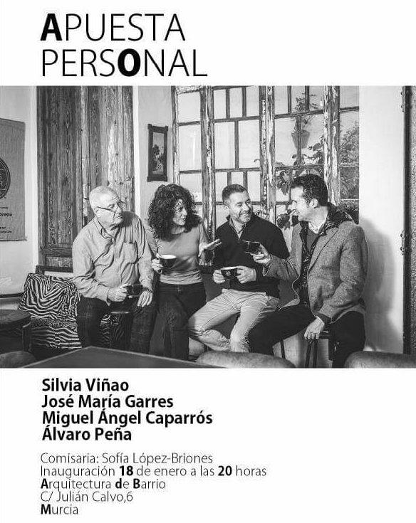 Exposición en Murcia - Apuesta Personal