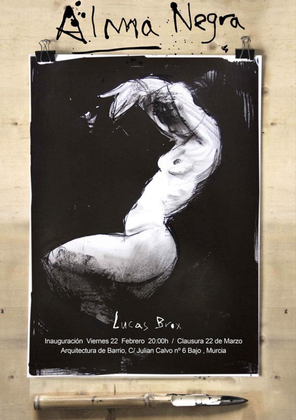 «Alma Negra». Lucas Brox