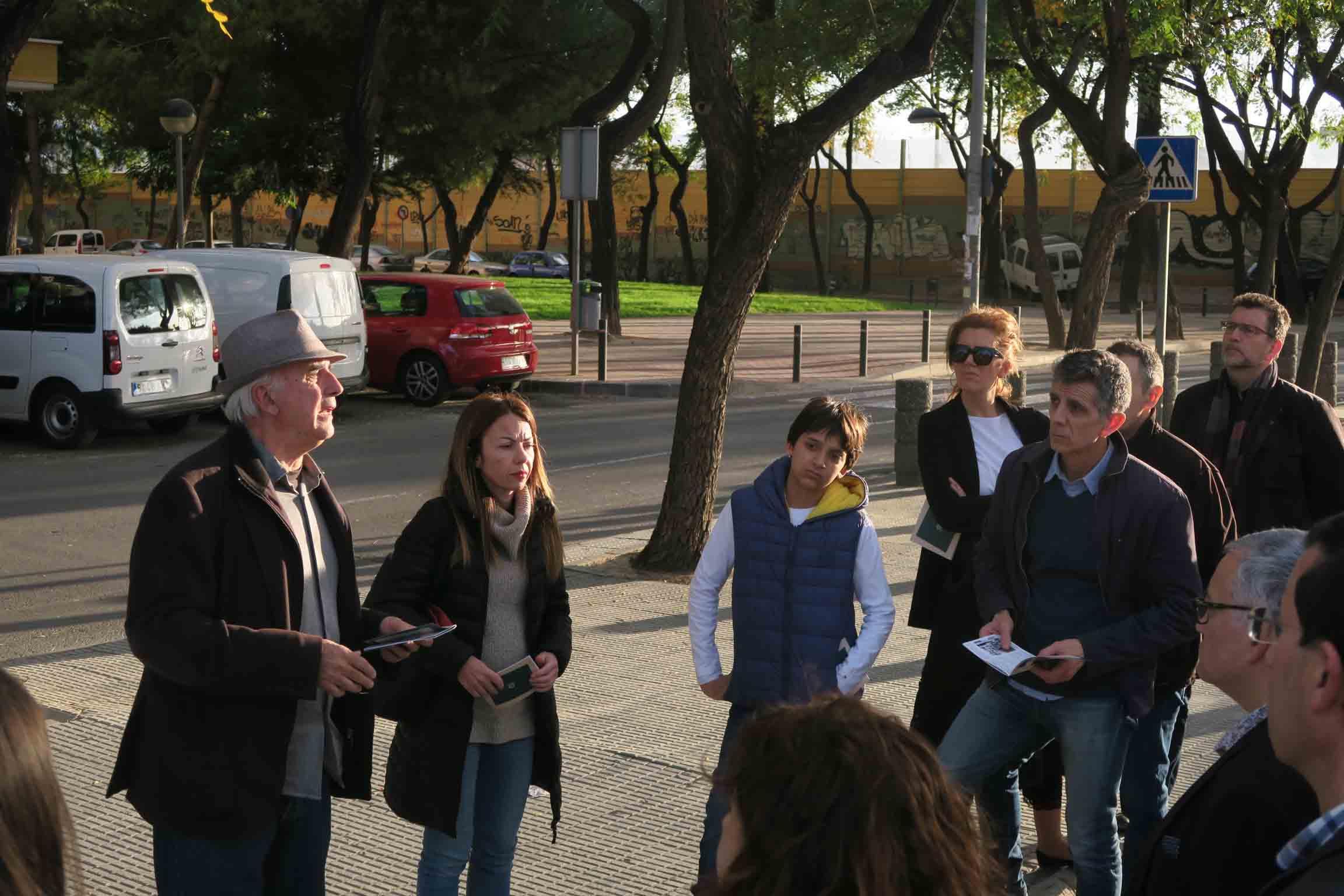 Un Paseo por la Calle de la acequia - Arquitectura de Barrio - Murcia