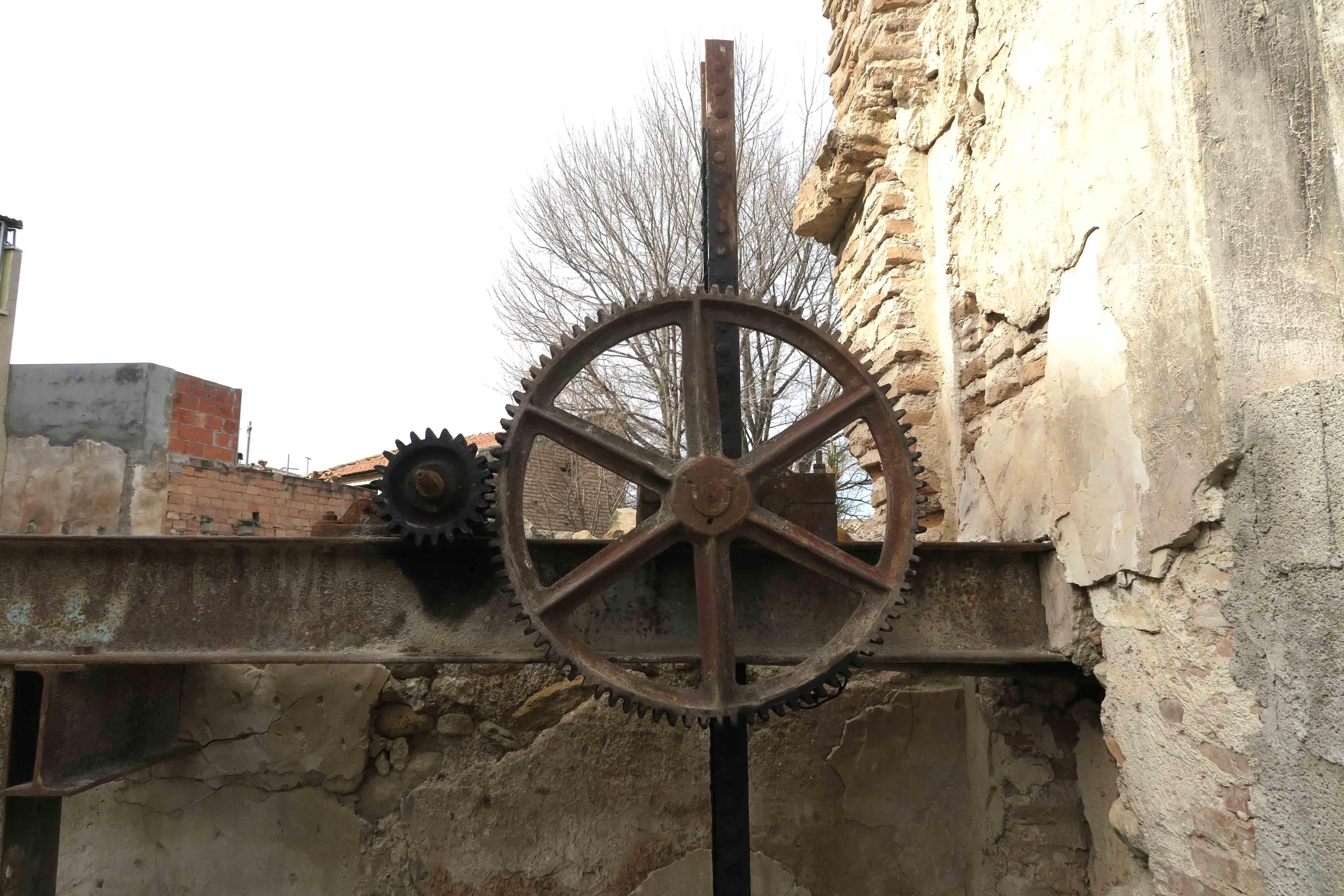 Molino Oliver - Aljucer - Murcia