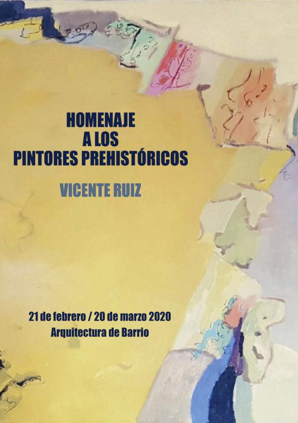 Homenaje a los Pintores Prehistóricos
